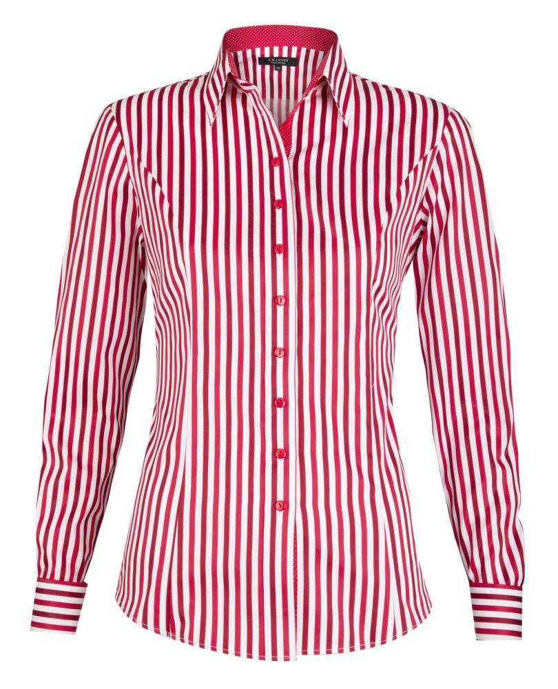 Блузка С Запонками В Самаре